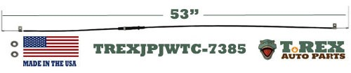 Jeep J-Truck/Wagoneer Temp. Cable