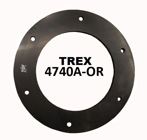 Gasket for MTS 4740A diesel fuel tank