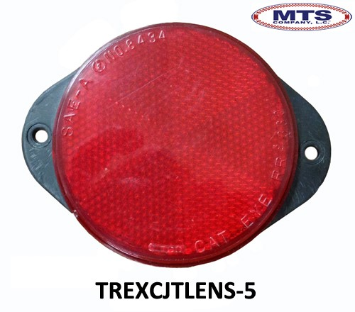Jeep Tail Light Lens and Reflectors