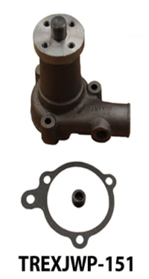 Jeep Water Pump