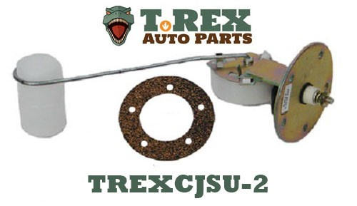 3A and early 3B sending unit. up to serial #39838 1945-1964 Jeep CJ 2A